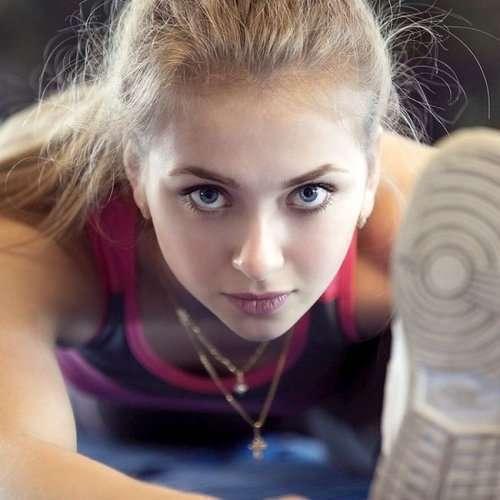 Российские спортсменки и просто красавицы (20 фото)