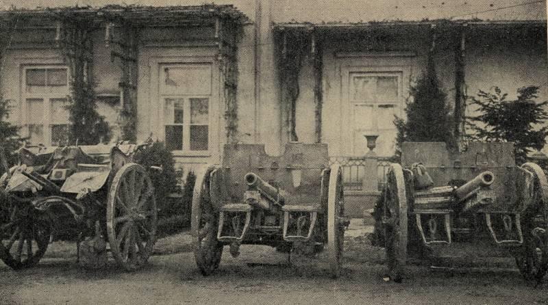 Батареи – в штыки! Бой у деревни Майдан-Хута 9-го июля 1915 года история