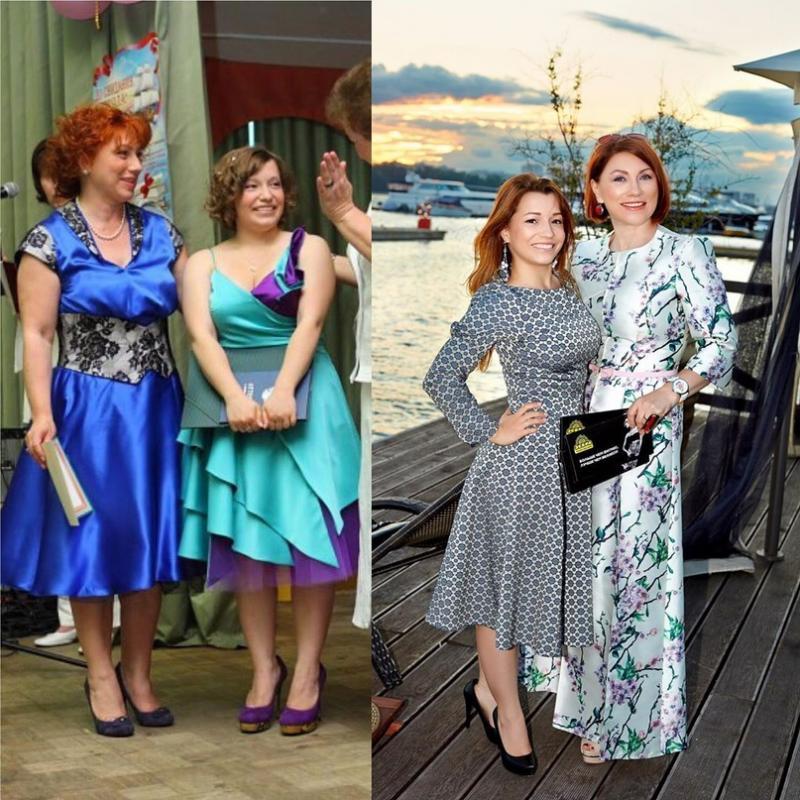 Роза Сябитова показала, как они с дочерью выглядели несколько лет назад звезда,концерт,наши звезды,развлечение,Роза Сябитова,фото,шоубиz