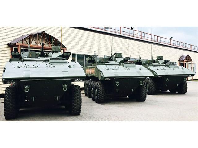 Колеса будущей войны: Чем хорош «Бумеранг» и почему не летает оружие
