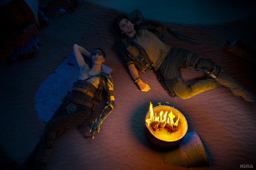 Косплей недели: WoW, Mad Max, «Сказки Старой Руси», «Ведьмак», Darkstalkers Игры,косплей