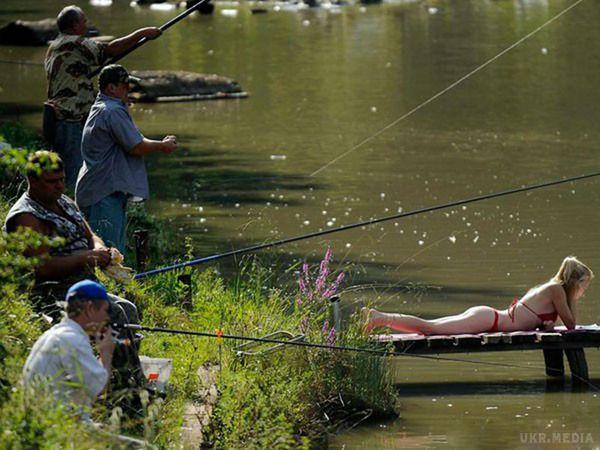 Стало відомо, коли можна буде рибалити у водоймах Івано-Франківська