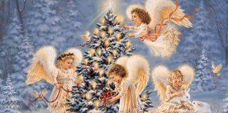 Привітання з Різдвом Христовим – вітаємо з Різдвом красиво у віршах і прозі з картинками