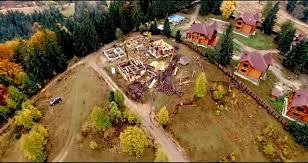Купить земельный участок землю дом недвижимость в горах Карпатах ...