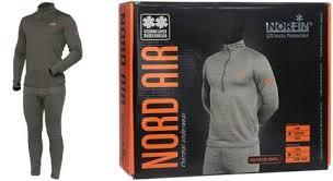 Термобелье Norfin: термоноски, мужские и женские модели для ...