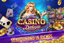 Casino Deluxe для Андроид - скачать APK