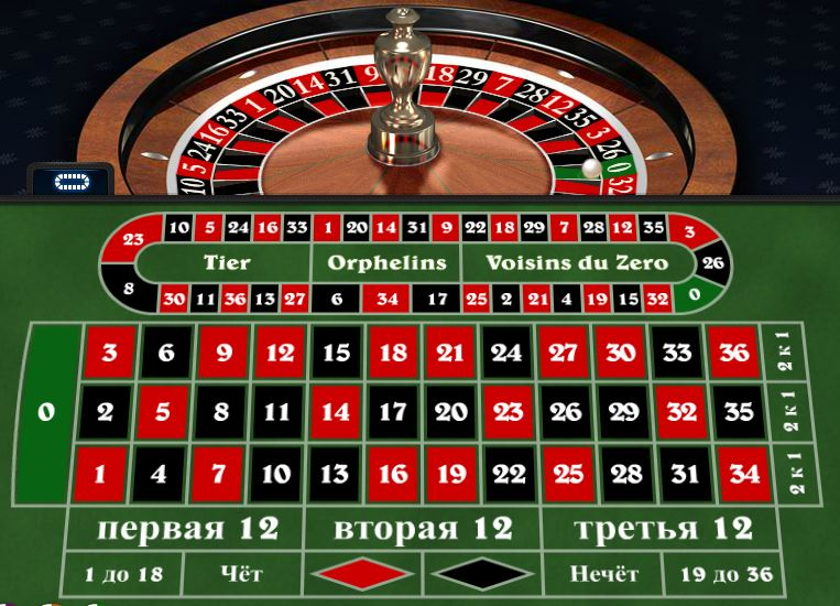 Онлайн-рулетка - самая популярная азартная игра.