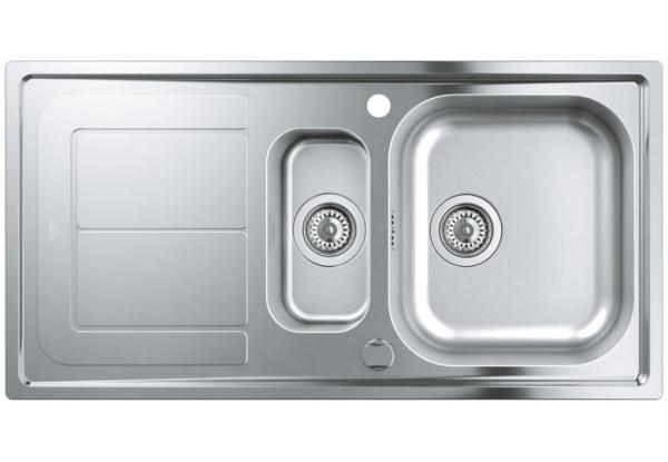 Як вибрати кухонну мийку