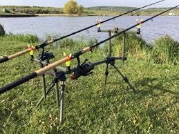 Управління Державного агентства рибного господарства у Черкаській області  :: Як вибрати фідерне вудилище?