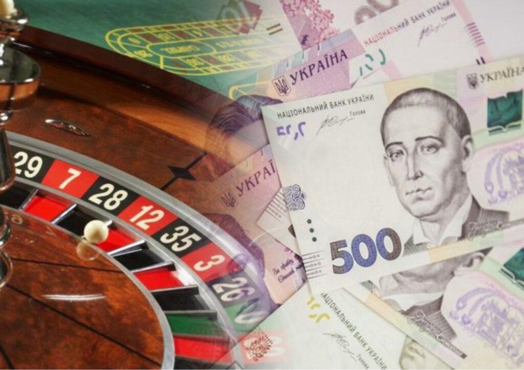 игорного бизнеса в Украине 2020